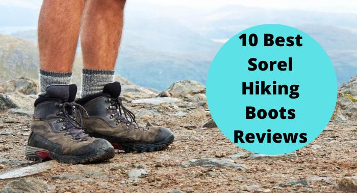 best sorel hiking boots reviews
