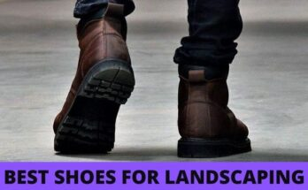 Best Shoes for Landscaping