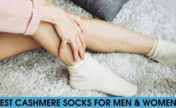 Best Cashmere Socks for Men & Women