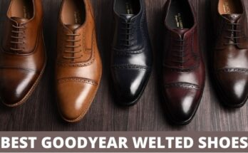 Best Goodyear Welted Shoes