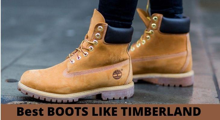 boots like timberland