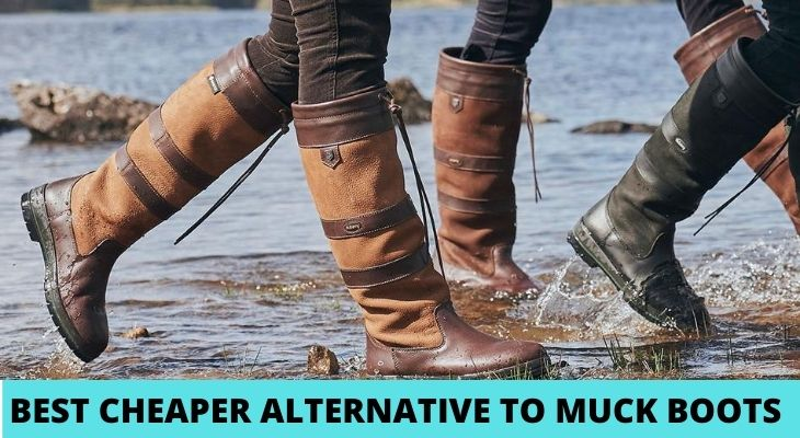 cheaper alternative to muck boots