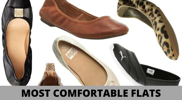 Most comfortable flats